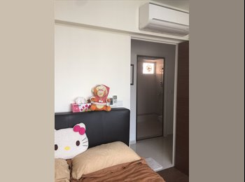 EasyRoommate SG - Comfortable living, Convenient location, Private toilet, Seletar - $950 pm