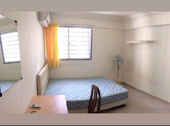 EasyRoommate SG -  common room for rent! Aircon wifi available! , Yishun - $850 pm
