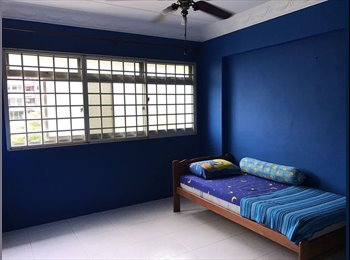 EasyRoommate SG - Common Room Available  @ Woodlands Avenue 6( No Agent Fee), Admiralty - $550 pm