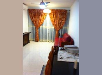 EasyRoommate SG - 2 Bedroom condo, full facilities, Pasir Ris - $2,200 pm