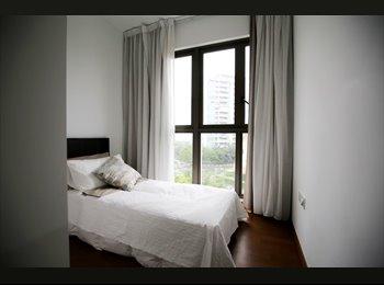 EasyRoommate SG - Condo rooms   @ Kovan (Just Behind MRT!), Hougang - $1,100 pm