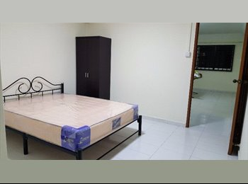 EasyRoommate SG - 210 Choa chu kang central MASTER & common room for rent! Aircon wifi! , Choa Chu Kang - $750 pm