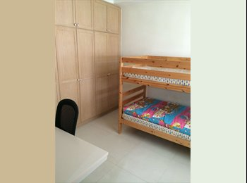 EasyRoommate SG -  *2 x Common Room! 3 min to MRT!, Marsiling - $550 pm