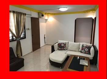 EasyRoommate SG - Cheap aircon room for rent (Woodlands), Marsiling - $600 pm