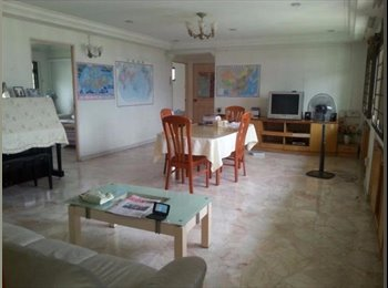 EasyRoommate SG - MASTER and common room at 425 woodlands st 41 for rent! Aircon wifi! , Marsiling - $600 pm