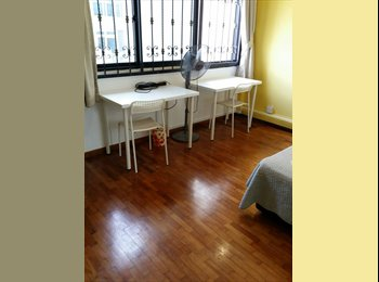 EasyRoommate SG - Spacious room for rent, Bukit Timah, Beauty World MRT, clean, bright, airy, windy, quiet, Beauty World - $1,300 pm
