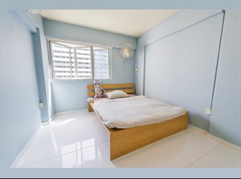 EasyRoommate SG - Breezy bright room City Hall, Bras Basah - $900 pm