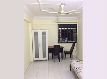 EasyRoommate SG - 793 yishun ring road common room for rent! Wifi available! , Khatib - $650 pm