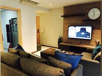 EasyRoommate SG - Kovan Residences guest bedroom for rental, Hougang - $1,200 pm
