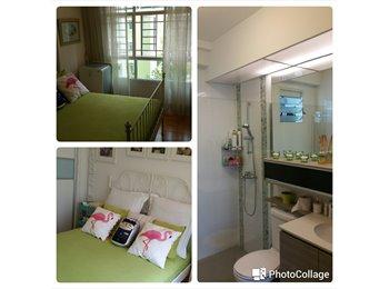 EasyRoommate SG - commom room @ buangkok ( ), Buangkok - $700 pm