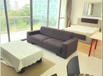 EasyRoommate SG - One-North Residences | Studio Apartment for Rent, One-North - $3,000 pm