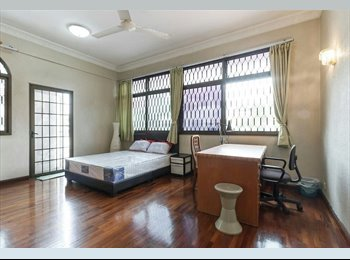 EasyRoommate SG - No Owner!! Master bedroom for rent (Marine Parade/Katong), Marine Parade - $1,300 pm