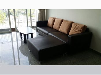 EasyRoommate SG -  Available Now , Woodleigh - $1,500 pm