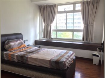 EasyRoommate SG - NEAR Buangkok MRT! Common room at  link for rent! , Buangkok - $700 pm