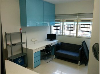 EasyRoommate SG - Common room for rent (short term) - $800/month, Simei - $800 pm