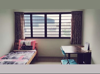 EasyRoommate SG - For males!! Common bedroom for rent (Choa Chu Kang), Choa Chu Kang - $650 pm