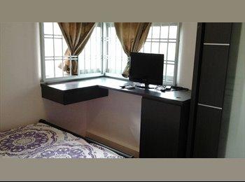 EasyRoommate SG - Master Room Available Near Buangkok MRT @  Sengkang Central ( No Agent Fee), Buangkok - $800 pm