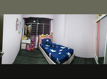 EasyRoommate SG - ROOM FOR RENT NEAR BOON LAY MRT STATION, Boon Lay - $900 pm