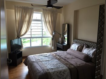 EasyRoommate SG - Well furnished room with complete amenities , Buangkok - $890 pm