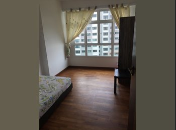 EasyRoommate SG - Blk342A yishun common room for rent, Yishun - $580 pm
