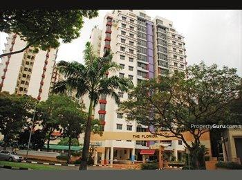 EasyRoommate SG - Big common condo room, Hougang - $850 pm