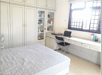 EasyRoommate SG - Common room near Buona Vista MRT, Commonwealth - $960 pm