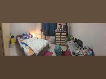 EasyRoommate SG - Common room in kembangan HDB, Kembangan - $750 pm