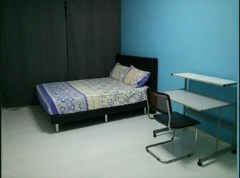 EasyRoommate SG - Spacious Common Room for rent at simei, Simei - $750 pm