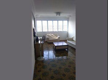 EasyRoommate SG - MASTER ROOM FOR RENT, Bedok - $900 pm
