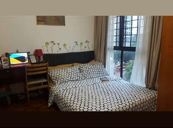 EasyRoommate SG - Modern Renovated Somerset Condo Common Room only at $1100, River Valley - $1,100 pm