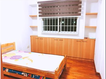 EasyRoommate SG - Cozy common room for rent @ Punggol, Punggol - $750 pm