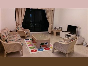 EasyRoommate SG - THE PARK VALE - Condo Unit for Rent, Tan Kah Kee - $3,700 pm