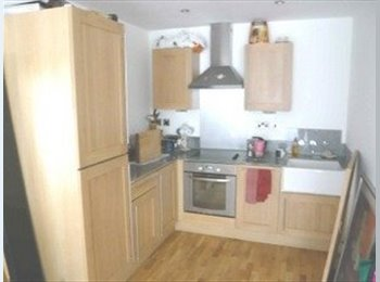 EasyRoommate UK - Large Double Room in City Centre, New Islington - £479 pcm