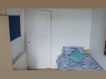 EasyRoommate UK -   Available JULY.  2  bright rooms  overlooking the garden., Ensbury Park - £450 pcm