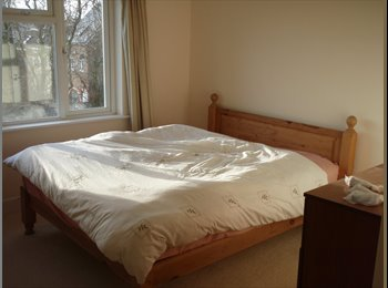 EasyRoommate UK - Double room to rent in Central Southampton, Inner Avenue - £420 pcm