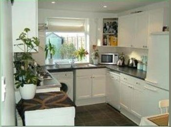 EasyRoommate UK - Room Available in 2 bed garden flat, Turnpike Lane - £550 pcm
