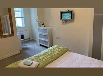 EasyRoommate UK - Super double room  £400pcm Old Town, 9 May, Swindon - £400 pcm