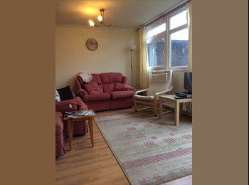 EasyRoommate UK - Large 3  bed flat in Kingston upon Thames, Kingston upon Thames - £575 pcm
