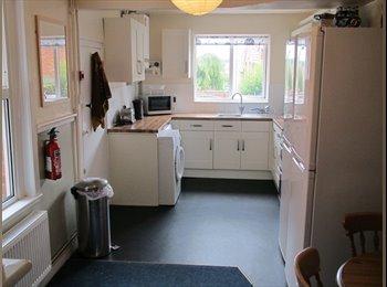 EasyRoommate UK - ATTRACTIVE ROOM friendly house Yeovil, broadband,, Yeovil - £330 pcm