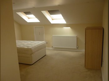 EasyRoommate UK - first class loft flat and double rooms, Westcotes - £350 pcm