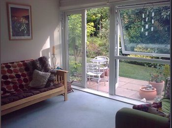 EasyRoommate UK - double room St annes well, Hove - £600 pcm
