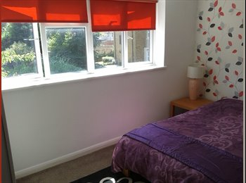 EasyRoommate UK - comfortable house in a quiet Road, Hanwell - £660 pcm