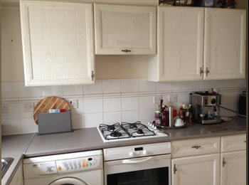 EasyRoommate UK - Double  bedroom in Greenwich, Deptford - £680 pcm