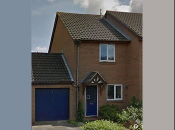 EasyRoommate UK - Double bedroom and private bathroom and lounge/dinning room, Basingstoke - £650 pcm