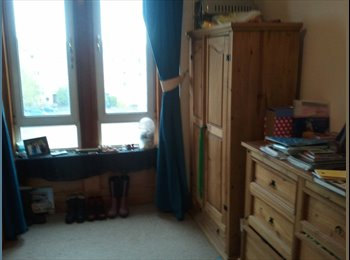 EasyRoommate UK - Two double bedrooms from early to mid-June, Dennistoun - £320 pcm