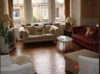 EasyRoommate UK - Double room to rent in Stunning Hyndland flat, Dowanhill - £495 pcm
