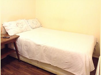 EasyRoommate UK - One Double Bedroom room to let ! Female Wanted ., Shadwell - £440 pcm