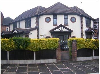 EasyRoommate UK - House Share, Chorlton, Barlow Moor - £425 pcm