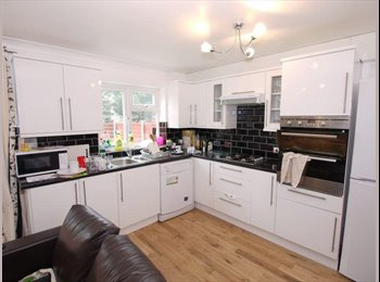 EasyRoommate UK - Modern Room in 3 bathroom flat with TV & Internet Close to Tube, Wimbledon - £600 pcm