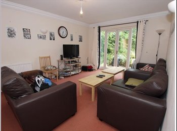 EasyRoommate UK - Big rooms, private back yard, close to transport, Wimbledon - £500 pcm